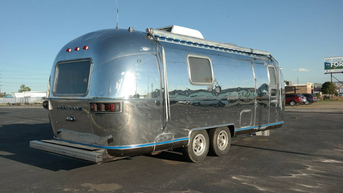 1975 Airstream Land Yacht 25FT Travel Trailer For Sale In Rapid City SD