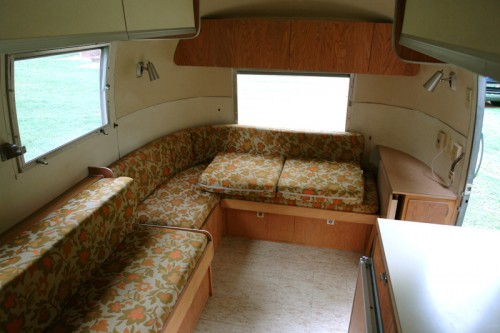1967 17ft AIRSTREAM CARAVEL Travel Trailer RV Airstream Caravel For Sale