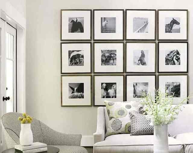 oturma odası için duvar sanatı