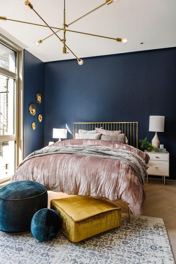 35 Blue Bedroom Ideas