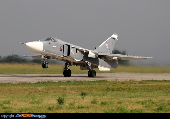 Sukhoi Su-24M Fencer D