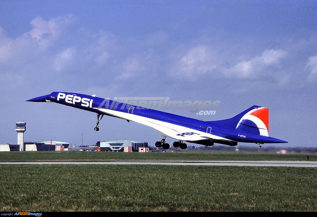 Aerospatiale-BAC Concorde 101