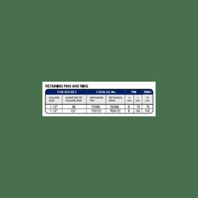 TABELLA RETAINING PINS AND RINGS FOR IMPACT SOCKETS 1 1 2 1 Avvitatori per assemblaggio industriale La miglior qualità di una bussola per avvitatura è riscontrabile dalla capacità di sopportare il maggior numero di colpi ad impatto generati dagli utensili, dalla precisione con cui avviene l'accoppiamento tra l'albero di uscita dell'avvitatore ed il drive ( attacco quadro) della bussola e dalla qualità del materiale in cui la bussola viene realizzata. Le bussole OZAT di Airtechnology sono inoltre realizzate con speciali lavorazioni che combinano le tradizionali elettroerosioni in uno speciale bagno chimico .Tale procedimento conferisce alle bussole caratteristiche di resistenza all'usura e robustezza all'utilizzo uniche nel mercato.