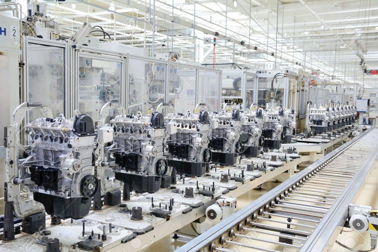 40975421 linea di produzione per la produzione dei motori della fabbrica automobilistica Avvitatori per assemblaggio industriale