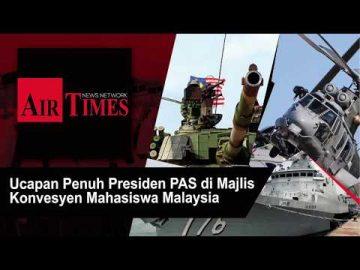 Ucapan penuh Dato' Seri Tuan Guru Hj Abd Hadi Awang di majlis Konvesyen Mahasiswa Malaysia