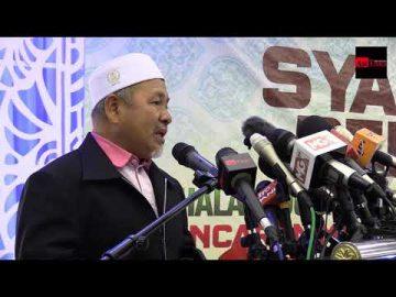 Ucapan Dato' Tuan Ibrahim Tuan Man di Majlis Pelancaran Manifesto Malaysia Sejahtera