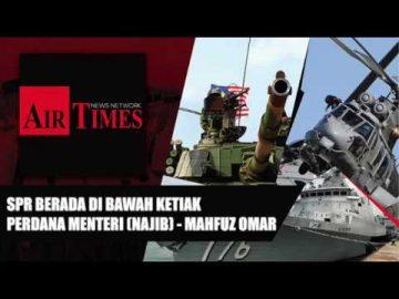 SPR Berada Di Bawah Ketiak Perdana Menteri (Najib) - MAHFUZ OMAR
