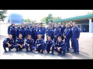Ucapan Selamat Hari Raya dari pegawai dan staf barisan hadapan Pertahanan Udara Skn 340