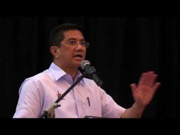 Konvesyen Pertama dan Mesyuarat Agung Kali Ke-4 Pahlawan - Ucapan Dato' Seri Azmin Ali - Part 2/2