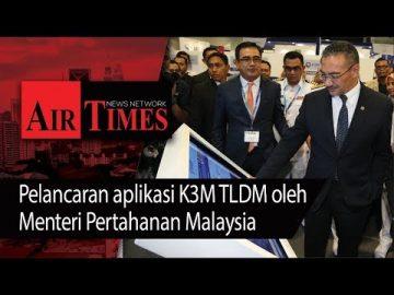 Pelancaran K3M TLDM oleh Menteri Pertahanan Malaysia