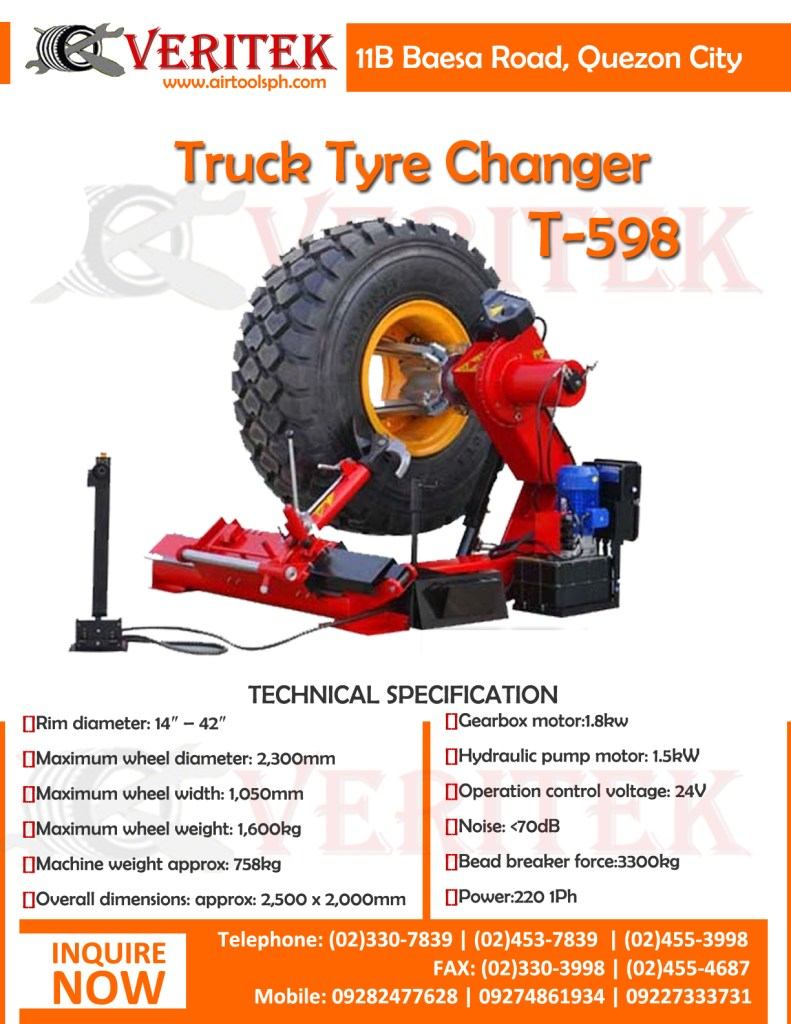 For Sale Truck Tire Changer in Abra Philippines,For Sale Truck Tire Changer in Agusan Philippines,For Sale Truck Tire Changer in Agusan Philippines,For Sale Truck Tire Changer in Aklan Philippines,For Sale Truck Tire Changer in Alabel Philippines,For Sale Truck Tire Changer in Albay Philippines,For Sale Truck Tire Changer in Antipolo[xxii] Philippines,For Sale Truck Tire Changer in Antique Philippines,For Sale Truck Tire Changer in Apayao Philippines,For Sale Truck Tire Changer in Aurora Philippines,For Sale Truck Tire Changer in Bacolod[21] Philippines,For Sale Truck Tire Changer in Balanga Philippines,For Sale Truck Tire Changer in Baler Philippines,For Sale Truck Tire Changer in Bangued Philippines,For Sale Truck Tire Changer in Basco Philippines,For Sale Truck Tire Changer in Basilan[iv] Philippines,For Sale Truck Tire Changer in Bataan Philippines,For Sale Truck Tire Changer in Batanes Philippines,For Sale Truck Tire Changer in Batangas Philippines,For Sale Truck Tire Changer in Batangas City Philippines,For Sale Truck Tire Changer in Bayombong Philippines,For Sale Truck Tire Changer in Benguet[vi] Philippines,For Sale Truck Tire Changer in Biliran Philippines,For Sale Truck Tire Changer in Boac Philippines,For Sale Truck Tire Changer in Bohol Philippines,For Sale Truck Tire Changer in Bongao[36] Philippines,For Sale Truck Tire Changer in Bontoc Philippines,For Sale Truck Tire Changer in Borongan Philippines,For Sale Truck Tire Changer in Bukidnon Philippines,For Sale Truck Tire Changer in Bulacan Philippines,For Sale Truck Tire Changer in Cabadbaran[ii][7] Philippines,For Sale Truck Tire Changer in Cabarroguis Philippines,For Sale Truck Tire Changer in Cagayan Philippines,For Sale Truck Tire Changer in Cagayan de Oro[21] Philippines,For Sale Truck Tire Changer in Calapan Philippines,For Sale Truck Tire Changer in Camarines Philippines,For Sale Truck Tire Changer in Camarines Philippines,For Sale Truck Tire Changer in Camiguin Philippines,For Sale Truck Tire Changer in Capiz Philippines,For Sale Truck Tire Changer in Catanduanes Philippines,For Sale Truck Tire Changer in Catarman Philippines,For Sale Truck Tire Changer in Catbalogan Philippines,For Sale Truck Tire Changer in Cavite Philippines,For Sale Truck Tire Changer in Cebu City[21] Philippines,For Sale Truck Tire Changer in Cebu[viii] Philippines,For Sale Truck Tire Changer in Compostela Valley Philippines,For Sale Truck Tire Changer in Cotabato Philippines,For Sale Truck Tire Changer in Daet Philippines,For Sale Truck Tire Changer in Davao Philippines,For Sale Truck Tire Changer in Davao Philippines,For Sale Truck Tire Changer in Davao Philippines,For Sale Truck Tire Changer in Davao Philippines,For Sale Truck Tire Changer in del Norte Philippines,For Sale Truck Tire Changer in del Norte Philippines,For Sale Truck Tire Changer in del Norte Philippines,For Sale Truck Tire Changer in del Norte[i] Philippines,For Sale Truck Tire Changer in del Norte[xii] Philippines,For Sale Truck Tire Changer in del Sur Philippines,For Sale Truck Tire Changer in del Sur Philippines,For Sale Truck Tire Changer in del Sur Philippines,For Sale Truck Tire Changer in del Sur[ix] Philippines,For Sale Truck Tire Changer in del Sur[xxv] Philippines,For Sale Truck Tire Changer in Digos Philippines,For Sale Truck Tire Changer in Dinagat Islands Philippines,For Sale Truck Tire Changer in Dipolog Philippines,For Sale Truck Tire Changer in Dumaguete Philippines,For Sale Truck Tire Changer in Eastern Samar Philippines,For Sale Truck Tire Changer in Guimaras Philippines,For Sale Truck Tire Changer in Iba Philippines,For Sale Truck Tire Changer in Ifugao Philippines,For Sale Truck Tire Changer in Ilagan Philippines,For Sale Truck Tire Changer in Ilocos Philippines,For Sale Truck Tire Changer in Ilocos Philippines,For Sale Truck Tire Changer in Iloilo City[21] Philippines,For Sale Truck Tire Changer in Iloilo[x] Philippines,For Sale Truck Tire Changer in Imus City[19] Philippines,For Sale Truck Tire Changer in Ipil Philippines,For Sale Truck Tire Changer in Isabela[xi] Philippines,For Sale Truck Tire Changer in Isulan Philippines,For Sale Truck Tire Changer in Jolo Philippines,For Sale Truck Tire Changer in Jordan Philippines,For Sale Truck Tire Changer in Kabugao[iii] Philippines,For Sale Truck Tire Changer in Kalibo Philippines,For Sale Truck Tire Changer in Kalinga Philippines,For Sale Truck Tire Changer in Kidapawan Philippines,For Sale Truck Tire Changer in Koronadal Philippines,For Sale Truck Tire Changer in La Trinidad Philippines,For Sale Truck Tire Changer in La Union Philippines,For Sale Truck Tire Changer in Lagawe Philippines,For Sale Truck Tire Changer in Laguna Philippines,For Sale Truck Tire Changer in Lamitan[12] Philippines,For Sale Truck Tire Changer in Lanao Philippines,For Sale Truck Tire Changer in Lanao Philippines,For Sale Truck Tire Changer in Laoag Philippines,For Sale Truck Tire Changer in Legazpi Philippines,For Sale Truck Tire Changer in Leyte[xiii] Philippines,For Sale Truck Tire Changer in Lingayen Philippines,For Sale Truck Tire Changer in Lucena[21] Philippines,For Sale Truck Tire Changer in Maasin Philippines,For Sale Truck Tire Changer in Maguindanao[xiv] Philippines,For Sale Truck Tire Changer in Makati † Philippines,For Sale Truck Tire Changer in Malaybalay Philippines,For Sale Truck Tire Changer in Malita Philippines,For Sale Truck Tire Changer in Malolos Philippines,For Sale Truck Tire Changer in Mambajao Philippines,For Sale Truck Tire Changer in Mamburao Philippines,For Sale Truck Tire Changer in Marawi Philippines,For Sale Truck Tire Changer in Marinduque Philippines,For Sale Truck Tire Changer in Masbate Philippines,For Sale Truck Tire Changer in Masbate City Philippines,For Sale Truck Tire Changer in Mati Philippines,For Sale Truck Tire Changer in Metro Manila Philippines,For Sale Truck Tire Changer in Mindoro Philippines,For Sale Truck Tire Changer in Mindoro Philippines,For Sale Truck Tire Changer in Misamis Philippines,For Sale Truck Tire Changer in Misamis Philippines,For Sale Truck Tire Changer in Mountain Philippines,For Sale Truck Tire Changer in Nabunturan Philippines,For Sale Truck Tire Changer in Naval Philippines,For Sale Truck Tire Changer in Negros Philippines,For Sale Truck Tire Changer in Negros Philippines,For Sale Truck Tire Changer in Norte Philippines,For Sale Truck Tire Changer in Norte Philippines,For Sale Truck Tire Changer in Northern Samar Philippines,For Sale Truck Tire Changer in Nueva Ecija Philippines,For Sale Truck Tire Changer in Nueva Vizcaya Philippines,For Sale Truck Tire Changer in Occidental Philippines,For Sale Truck Tire Changer in Occidental Philippines,For Sale Truck Tire Changer in Occidental Philippines,For Sale Truck Tire Changer in Occidental[xvi] Philippines,For Sale Truck Tire Changer in Oriental Philippines,For Sale Truck Tire Changer in Oriental Philippines,For Sale Truck Tire Changer in Oriental Philippines,For Sale Truck Tire Changer in Oriental[xv] Philippines,For Sale Truck Tire Changer in Oroquieta Philippines,For Sale Truck Tire Changer in Pagadian Philippines,For Sale Truck Tire Changer in Palawan[xviii] Philippines,For Sale Truck Tire Changer in Palayan[xvii] Philippines,For Sale Truck Tire Changer in Pampanga[xix] Philippines,For Sale Truck Tire Changer in Pangasinan[xx] Philippines,For Sale Truck Tire Changer in Pili Philippines,For Sale Truck Tire Changer in Prosperidad Philippines,For Sale Truck Tire Changer in Province Philippines,For Sale Truck Tire Changer in Puerto Princesa[21] Philippines,For Sale Truck Tire Changer in Quezon[xxi] Philippines,For Sale Truck Tire Changer in Quirino Philippines,For Sale Truck Tire Changer in Rizal Philippines,For Sale Truck Tire Changer in Romblon Philippines,For Sale Truck Tire Changer in Romblon Philippines,For Sale Truck Tire Changer in Roxas Philippines,For Sale Truck Tire Changer in Samar Philippines,For Sale Truck Tire Changer in San Fernando Philippines,For Sale Truck Tire Changer in San Fernando Philippines,For Sale Truck Tire Changer in San Jose Philippines,For Sale Truck Tire Changer in San Jose Philippines,For Sale Truck Tire Changer in Santa Cruz Philippines,For Sale Truck Tire Changer in Sarangani Philippines,For Sale Truck Tire Changer in Shariff Aguak Philippines,For Sale Truck Tire Changer in Sibugay Philippines,For Sale Truck Tire Changer in Siquijor Philippines,For Sale Truck Tire Changer in Siquijor Philippines,For Sale Truck Tire Changer in Sorsogon Philippines,For Sale Truck Tire Changer in Sorsogon City Philippines,For Sale Truck Tire Changer in South Cotabato[xxiii] Philippines,For Sale Truck Tire Changer in Southern Leyte Philippines,For Sale Truck Tire Changer in Sultan Kudarat Philippines,For Sale Truck Tire Changer in Sulu Philippines,For Sale Truck Tire Changer in Sur Philippines,For Sale Truck Tire Changer in Sur[vii] Philippines,For Sale Truck Tire Changer in Surigao Philippines,For Sale Truck Tire Changer in Surigao Philippines,For Sale Truck Tire Changer in Surigao City Philippines,For Sale Truck Tire Changer in Tabuk Philippines,For Sale Truck Tire Changer in Tacloban[21] Philippines,For Sale Truck Tire Changer in Tagbilaran Philippines,For Sale Truck Tire Changer in Tagum Philippines,For Sale Truck Tire Changer in Tandag Philippines,For Sale Truck Tire Changer in Tarlac Philippines,For Sale Truck Tire Changer in Tarlac City Philippines,For Sale Truck Tire Changer in Tawi-Tawi Philippines,For Sale Truck Tire Changer in Tubod Philippines,For Sale Truck Tire Changer in Tuguegarao Philippines,For Sale Truck Tire Changer in Vigan Philippines,For Sale Truck Tire Changer in Virac Philippines,For Sale Truck Tire Changer in Zambales[xxiv] Philippines,For Sale Truck Tire Changer in Zamboanga Philippines,For Sale Truck Tire Changer in Zamboanga Philippines,For Sale Truck Tire Changer in Zamboanga Philippines
