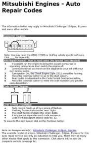 manual Diagnostic guide for Mitsubishi 16 pine, For sale the Most affordabel 4 post car lifter in cagayan de oro city, cotabato, marawi, bukidnon, cebu , dumaguete, bohol, tagbilaran, negros, baguio, pampanga, tarlac, naga, sorsogon, caloocan,marikina, Philippines,sales materials of 4 post lif