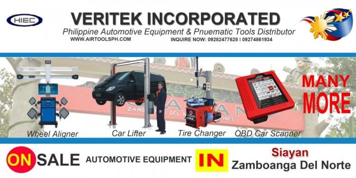 Automotive Equipment Distributor in Siayan Zamboanga Del Norte