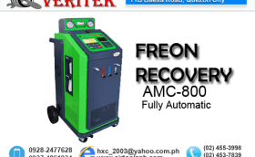 AMC-800 Freon recoverymmachine for sale in Philippines
