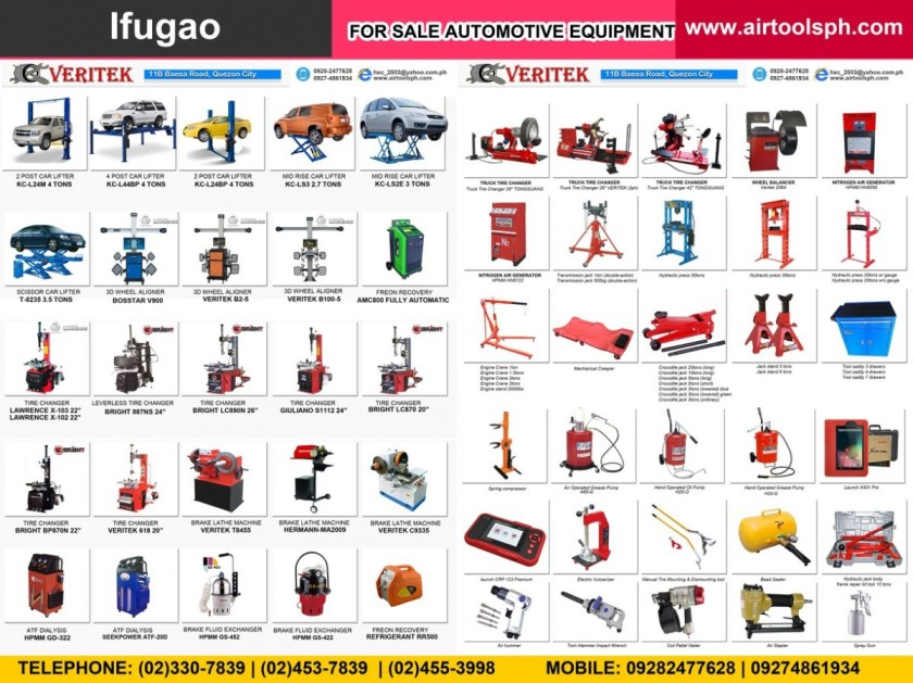 Wheel aligner and wheel alignment machine in Philippines-trusted distributor for decades