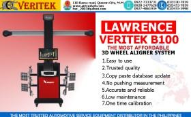 LAWRENCE VERITEK B100
