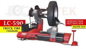 Bright LC-590 Truck Tire Changer Machine Philippines
