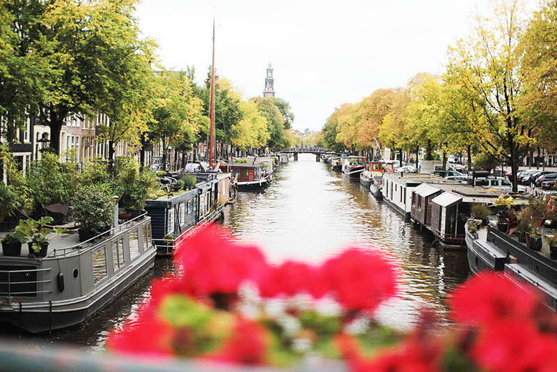 The History of Amsterdam: The canals