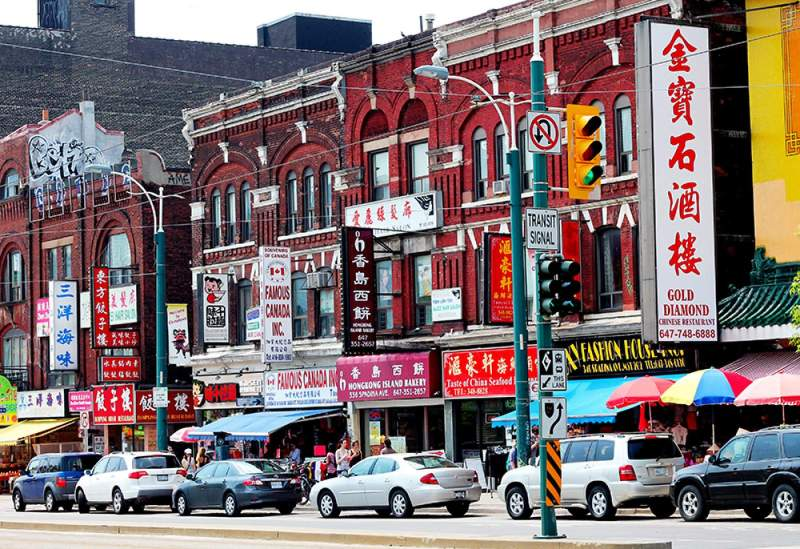 2 Days in Toronto - Photo credit: Marie-Eve Vallieres - 48 Hours in Toronto Chinatown