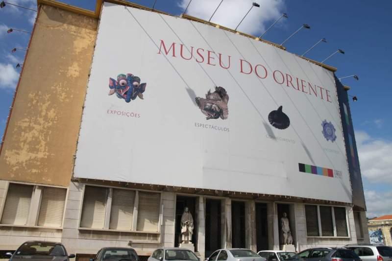 Museu do Oriente - Photo by João Carvalho under CC BY-SA 3.0