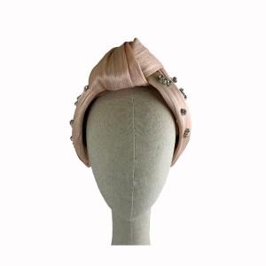 Diadema turbante modelo Gabriela