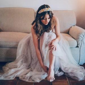 diadema joya bridal