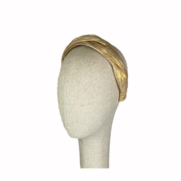 Diadema Airun 365 Bambú Oro