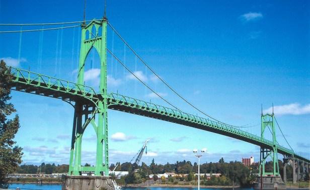 Image result for st. johns bridge