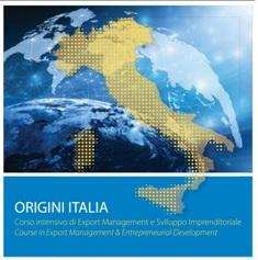 """""""ORIGINI ITALIA"""": EDIZIONE 2016 DEL PROGRAMMA MIB –ICE/ ULTIMI GIORNI PER ISCRIVERSI"""