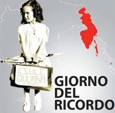 GIORNO DEL RICORDO 2016: IL 26 FEBBRAIO LA COMMEMORAZIONE AL CONSOLATO DI NEW YORK