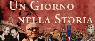 """RAI ITALIA: TORNA """"UN GIORNO NELLA STORIA"""""""