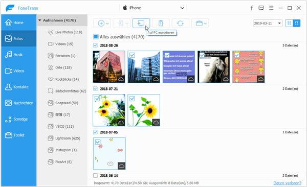 Klare Anleitung Fotos Vom Iphone Auf Ipad Ubertragen