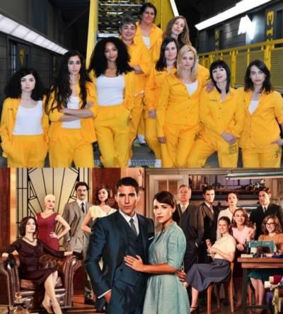 'Vis a vis' y 'Velvet' fueron las series más paritarias de entre las analizadas en el estudio