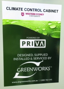 WSU Priva designed, installed and serviced by Greenworks