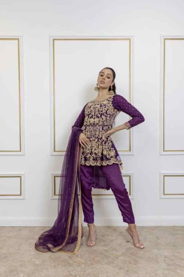 Pakistani Suit Partywear