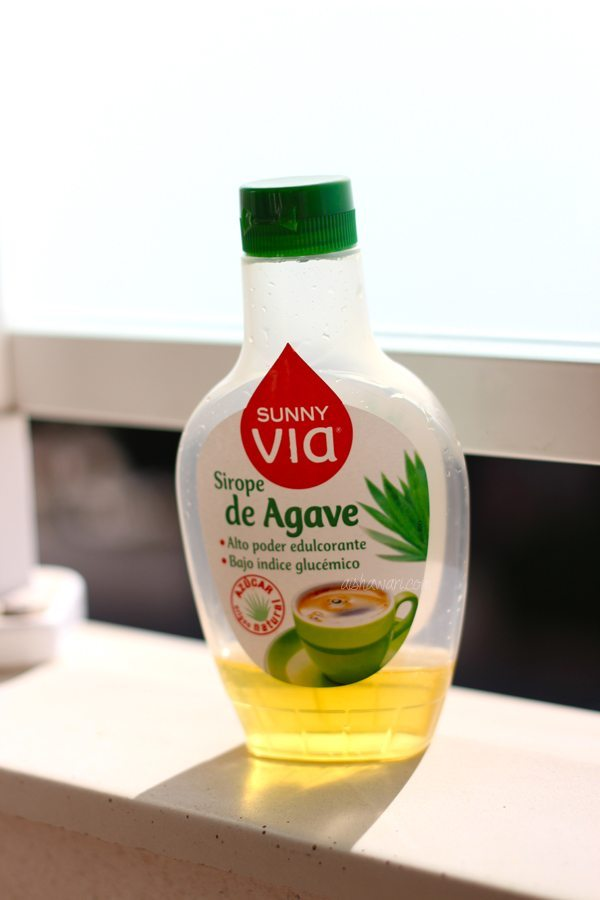 Sirope de agave