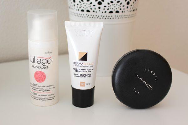 Maquillaje para pieles con acné (actualizada)