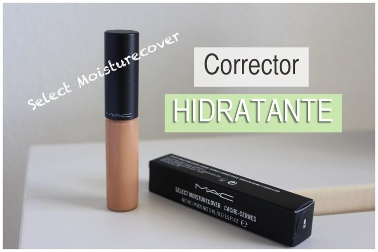 Select Moisturecover concealer