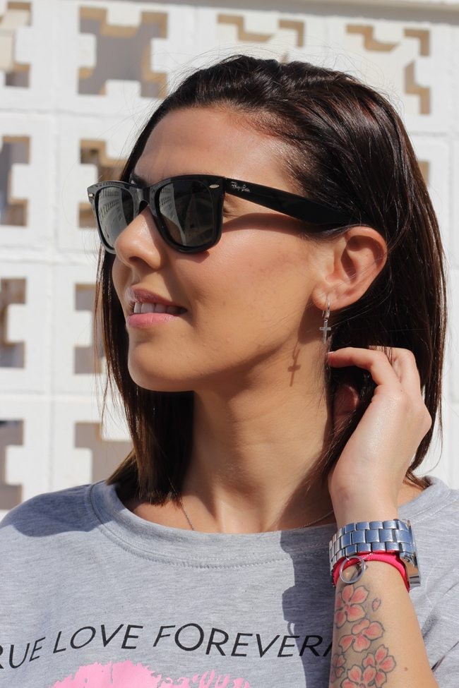 Rayban outfit