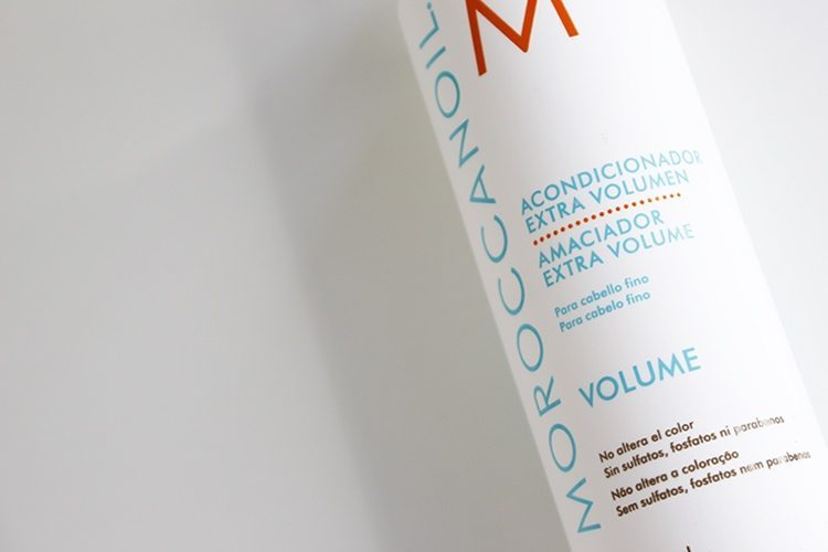 Moroccanoil: Acondicionador extra volumen