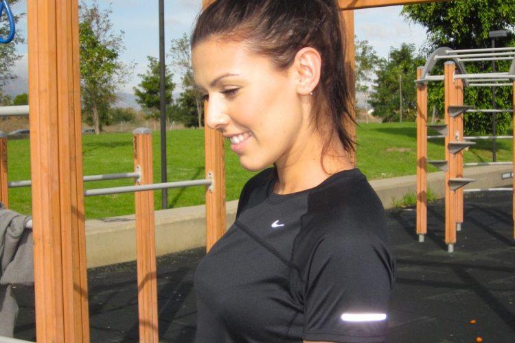 Outfit para ir al gym