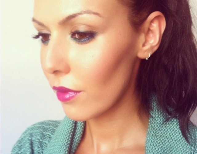 Maquillaje Violetta INFO
