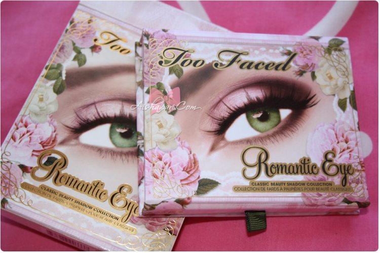 """Review:""""Romantic Eye"""" de Too Faced"""