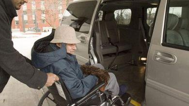 Wheelchair Taxi Bolton
