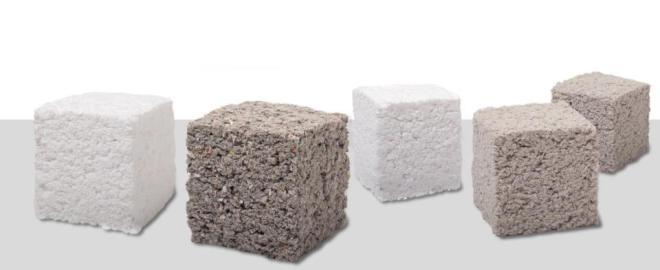 insuflado de celulosa