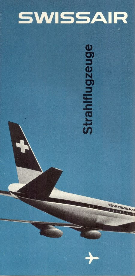Swissair Flyer