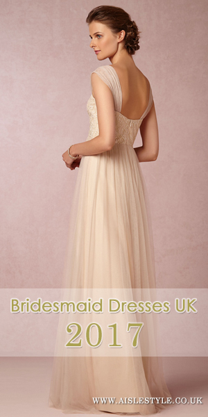 2017 Bridesmaid dresses collection