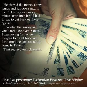 The Daydreamer Detective Braves the Winter Teaser 4