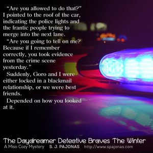 The Daydreamer Detective Braves the Winter Teaser 5