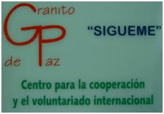 Granito de Paz - Logo 2bis